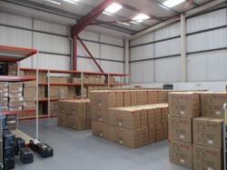 UK warehouse