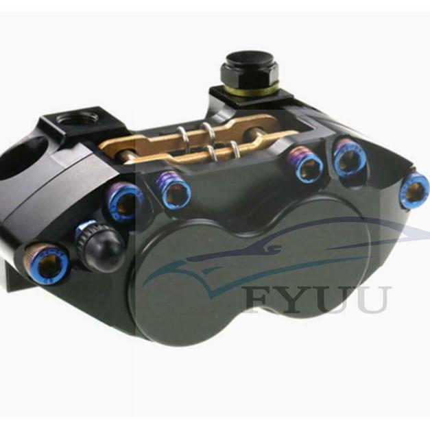 Motorcycle CNC Brake Caliper Brake Pump