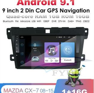 Android 9.1 Car Stereo Radio GPS Navi 16