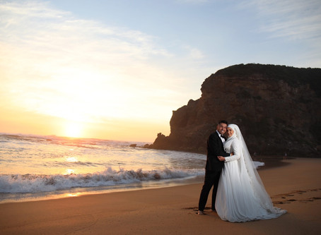 Melbourne wedding photography and videography.