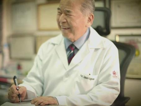 Falece em Curitiba o Dr. Saburo Sugisawa, fundador do Hospital Sugisawa
