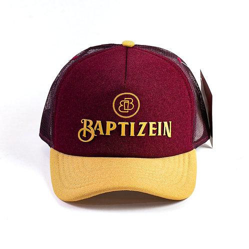 BONÉ BAPTIZEIN VERMELHO