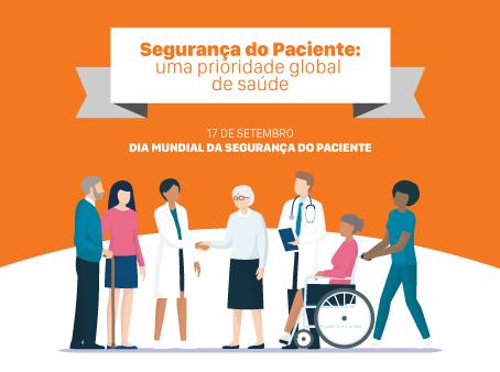 Segurança do paciente: Uma prioridade global de saúde