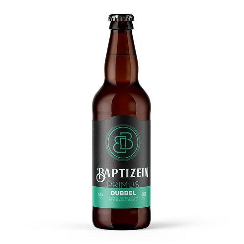 BAPTIZEIN PRIMUS - DUBBEL - GARRAFA 500ML