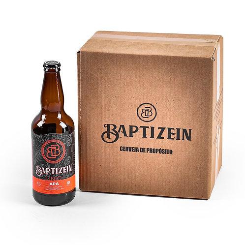 BAPTIZEIN UNIO - APA -  KIT 6 GARRAFAS 500ml