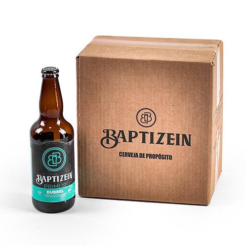 BAPTIZEIN PRIMUS - DUBBEL -  KIT 6 GARRAFAS 500ml
