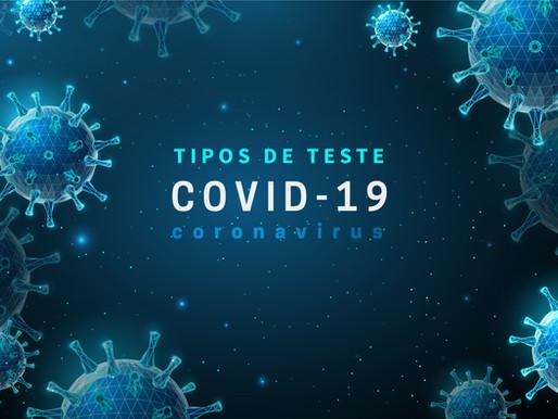 A diferença entre os testes diagósticos para Covid-19 (Coronavirus)