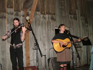 Jenn Rawling & Basho Parks - October 5, 2012