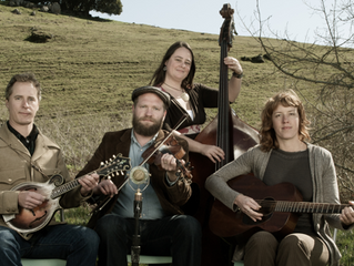 Foghorn Stringband - February 19, 2013