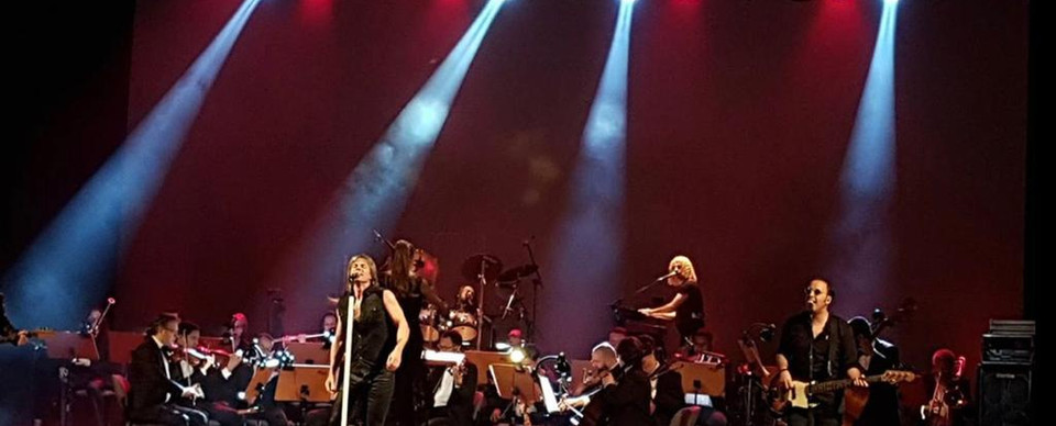 Bon Jovi In Concert Teatro Bradesco