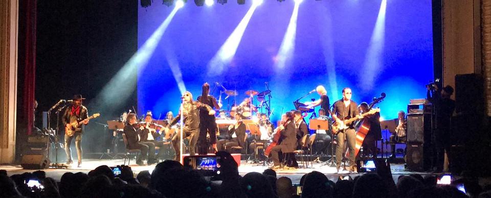 Bon Jovi In Concert Teatro Pedro II