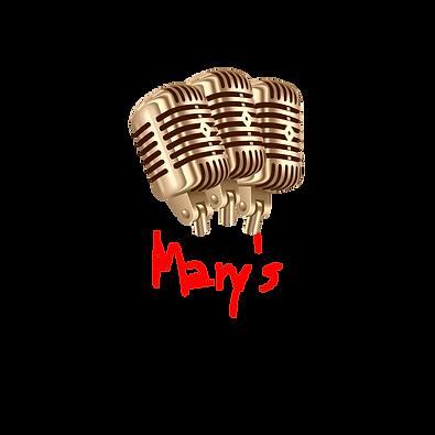 Marys TRANSPARENTE