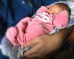 Topponcino - revalorisation textile - cadeau de naissance éthique - responsable