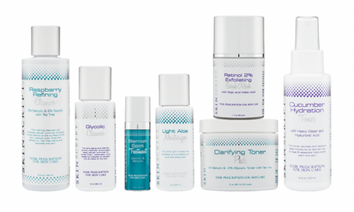 Moderate Acne Skin Kit