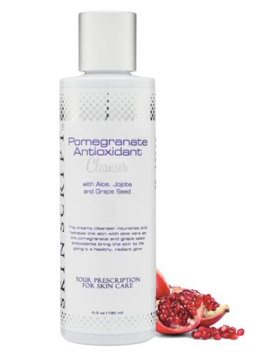 Pomegranate Creamy Cleanser