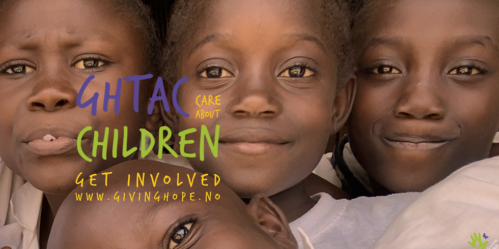 Annual Meeting 2021 The Giving Hope to a Child Foundation (GHTAC). 18-20, 22.06.2022