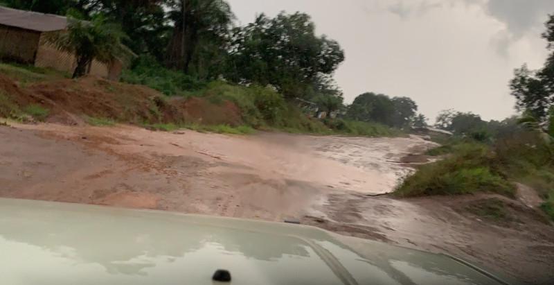 Reisebrev 4. 11.04.2019. Bucanan, Liberia.