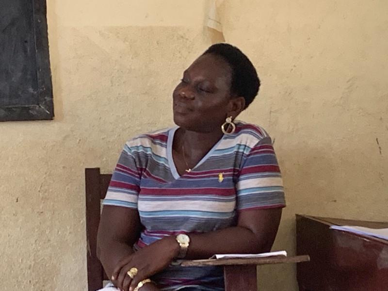 Emma, direktøren for vår samarbeidspartner CODEPRO
