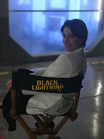 Jennifer Riker in Black Lightning