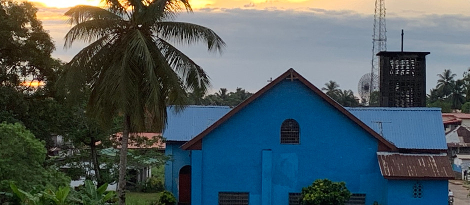 Reisebrev 5, 12.04.2019, Monrovia, Liberia.