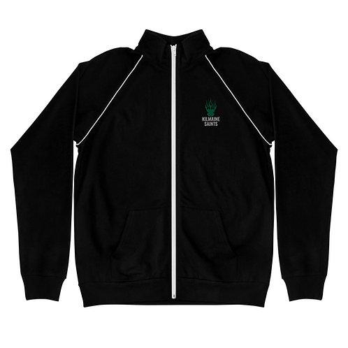 Flaming Shamrock Embroidered Jacket