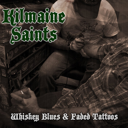 Whiskey Blues & Faded Tattoos CD