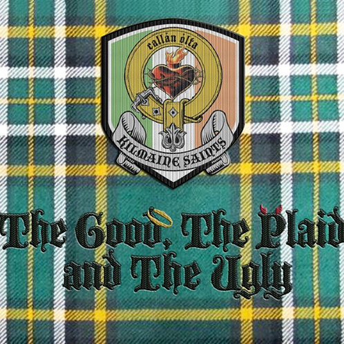 The Good, The Plaid, and The Ugly CD