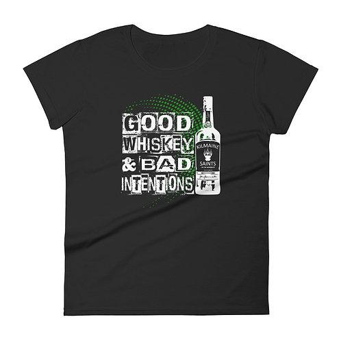 Good Whiskey Women's T-shirt