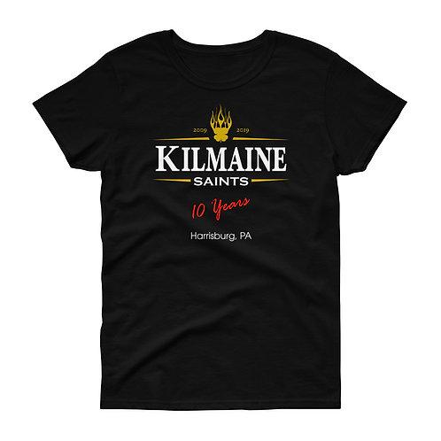 10 Years Women's T-Shirt
