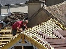 Charpentier d'Ile-de-France - Création de charpente à Paris, Seine-et-Marne, Yvelines, Essonne, Hauts-de-Seine, Seine-Saint-Denis, Val-de-Marne, Val-d-Oise