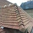 Restauration d'une toiture en tuile