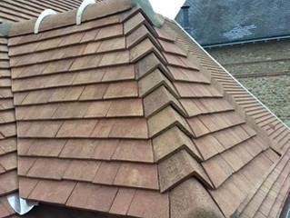 Rénovation d'une toiture en tuiles à Clamart (92)