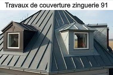 Travaux de zinguerie en Essonne (91)