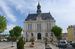 Hotel de ville de Corbeil-Essonnes-91100