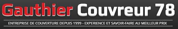 Logo Gauthier Couvreur 78 : Entreprise de couverture dans les Yvelines (78)