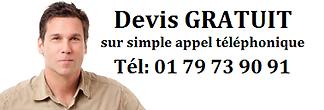 Contact et information couvreur Sainte-Geneviève-des-Bois 91700