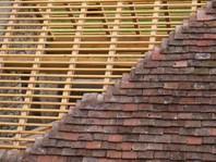 Gauthier Couvreur 78, c'est aussi la construction ou la rénovation de charpente bois en Ile-de-F