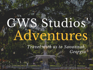 GWS Studios Visits Savannah, Georgia!