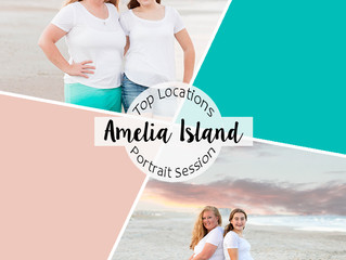 Top Locations for an Amelia Island Portrait Session
