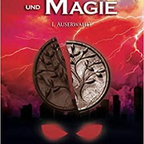 Buchvorstellung: Blackout und Magie: Auserwählt