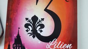 Rezension: 3 Lilien Das erste Buch des Blutadels