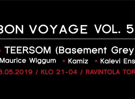 Listen Teersom 4 hour dj set @ Ravintola Torvi, Lahti #techno #vinylrecordsonly