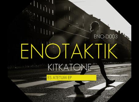 Kitkatone 'Es Atetum' Ep mastered at Linnankadun Studio / Castlestreet Studio Buy on store