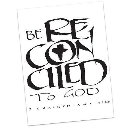 2 Corinthians 5:20 (vs1) by Sally Beck