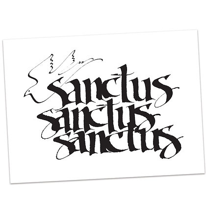 Sanctus by Sally Beck