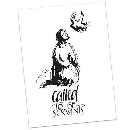 Called Servants by Sally Beck