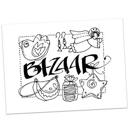 Bazaar (vs1) by Sally Beck