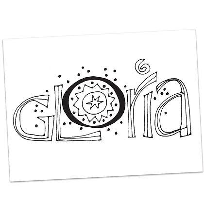Gloria by Sally Beck