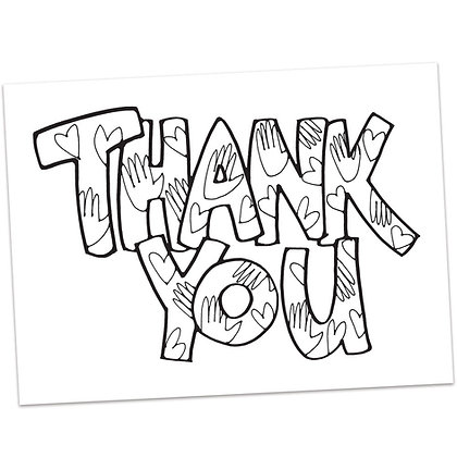 Thank You (vs1) by Sally Beck
