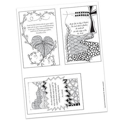 Versicles #1 by Carla Kramer
